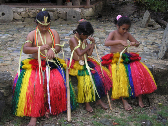 Children of Yap